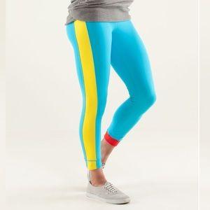 COPY - Bright fun 7/8 cropped lulu leggings